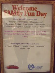 Family Fun Day community collaborative
