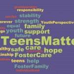 Teens Matter Foster Care families with older youth