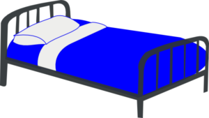 bed graphic